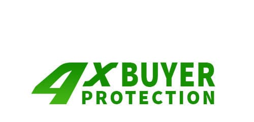 4x buyer protection