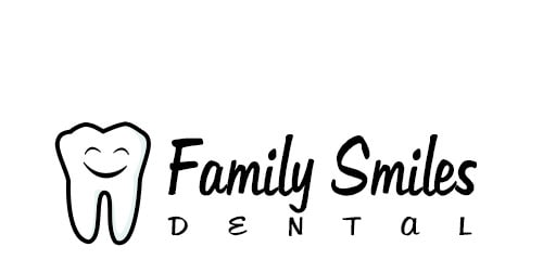 family smiles dental logo