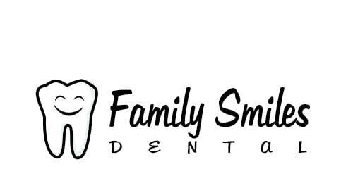 family smiles dental logo