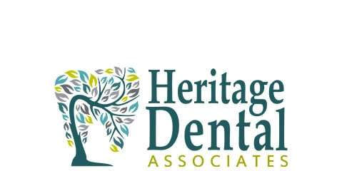 heritage dental logo