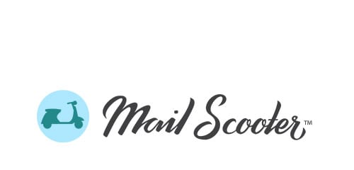 mail scooter logo