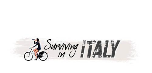 surviving in italy logo