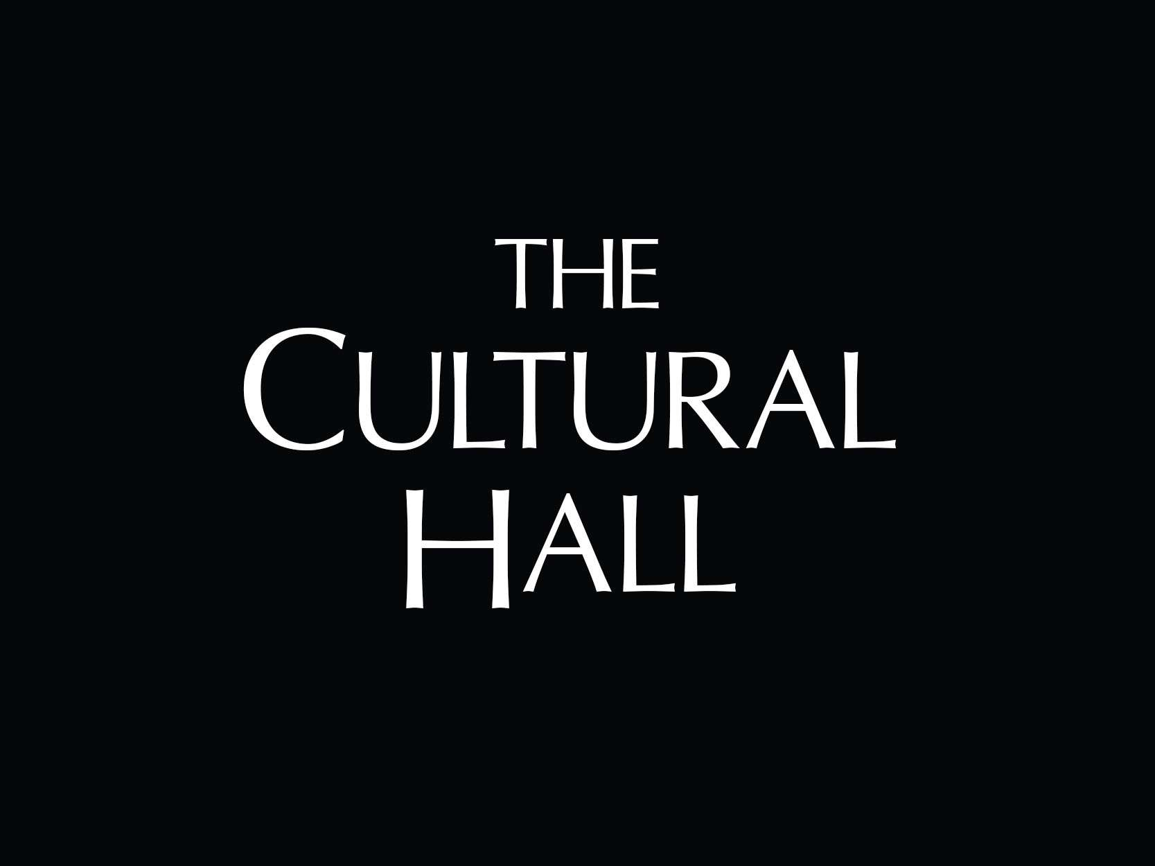 the cultural hall