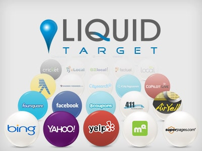 liquid target image
