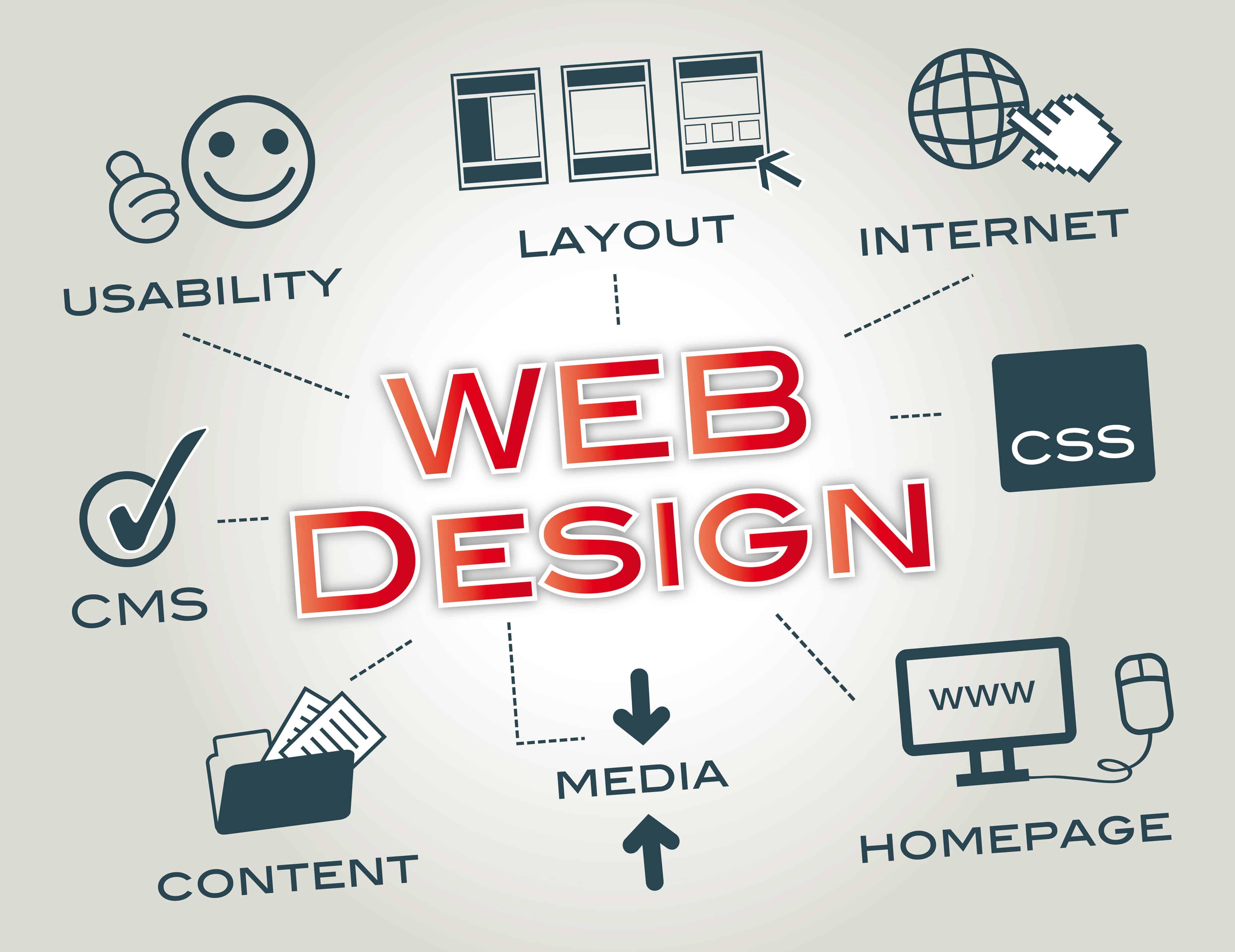 utah web design and logo