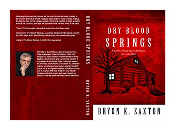 Dry Blood Springs Book Cover